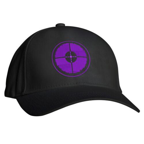 Brodé Design Hawkeye Logo Casquette De Baseball Marvel Clint Barton Super-héros chapeau