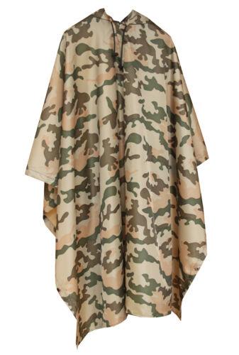 Bekleidung REGENPONCHO Regenschutz Regenjacke Regenmantel Regencape Nässeschutz Regen Jacke