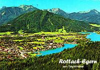 Rottach-Egern am Tegernsee ; Ansichtskarte , gelaufen