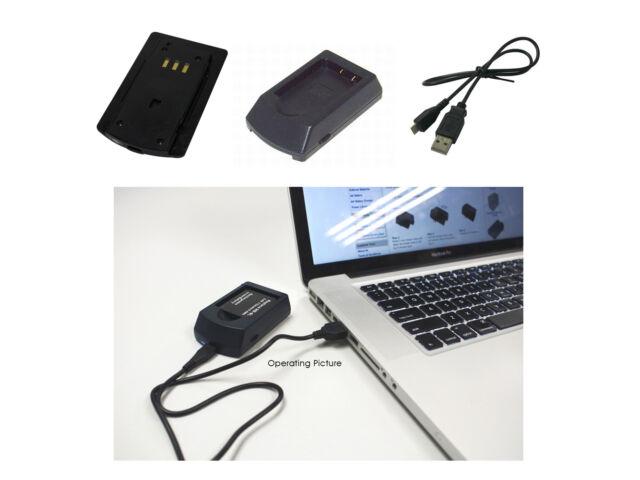 Powersmart USB Cargador para Kodak Easyshare Z950 M381 V803