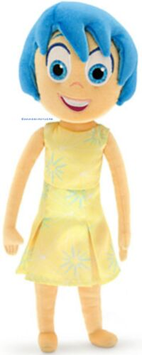 "/""JOY/"" 14/"" PLUSH SOFT TOY DOLL ~DISNEY STORE~INSIDE OUT FREE SHIP"