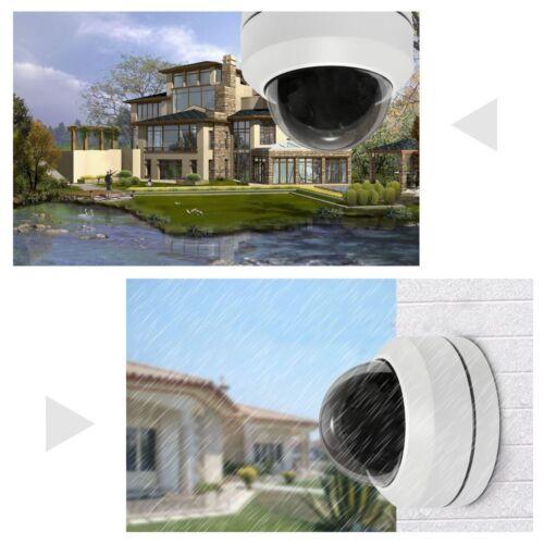1080P HD 2MP AHD//CVI//TVI//CVBS 4-in-1 Dome PTZ Camera 4X Optical Zoom NightVision