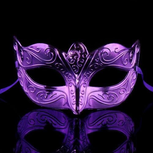 12 PCS Halloween Pack De Carnaval Masquerade Parti Fantaisie Masques mariages Femmes