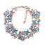 Fashion-Elegant-Women-Bib-Crystal-Pendant-Statement-Chain-Chunky-Choker-Necklace thumbnail 121