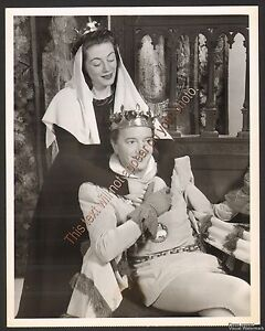 1954-Maurice-Evans-Churchill-034-King-Richard-II-034-Shakespeare-NBC-TV-7x9-Photo