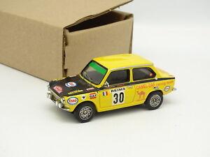 Mini Racing Kit Métal Monté Sb 1/43 - Daf 55 Rallye Monte Carlo 1972 N°30