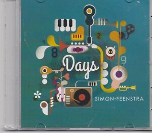 Simon-Feenstra-Days-Promo-cd-single