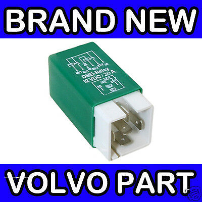 Volvo 760 89-93 Fuel Injection Pump Relay 960