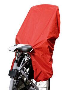 trockolino regenschutz f r fahrrad kindersitz rot das. Black Bedroom Furniture Sets. Home Design Ideas