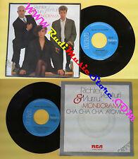 LP 45 7'' RICHTER VENTURI & MURRU Mondorama Cha cha cha atomico RCA*no cd mc dvd