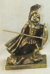 Statuette-Leonidas-Roi-de-Spartes-Statuette-Grece-Antique