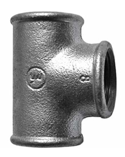 "Galvanised Malleable Iron Metal Pipe Fitting BSP 1//2/"" 5//4/"""