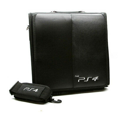 PlayStation 4 PS4 Game System Carry Case Carrying Shoulder Bag NEW