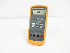 New Listingfluke 712 Rtd Process Calibrator