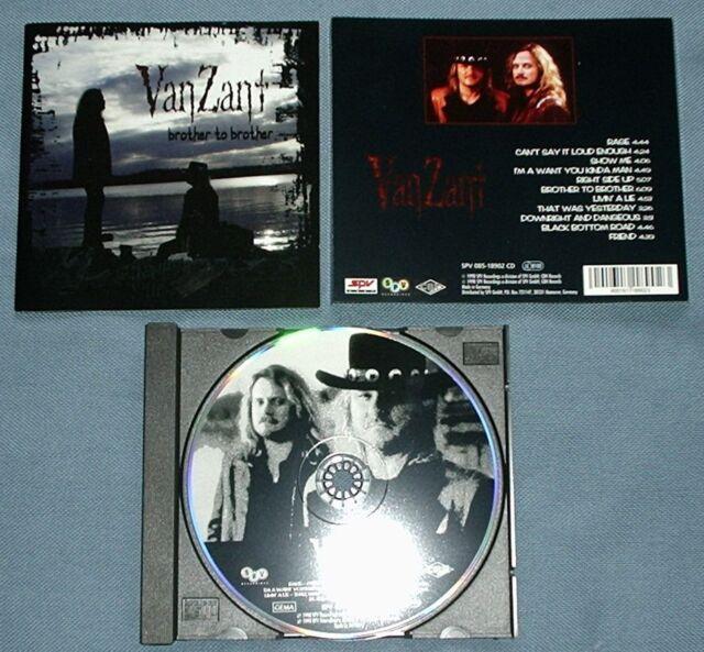 CD von  Van Zant – Brother To Brother