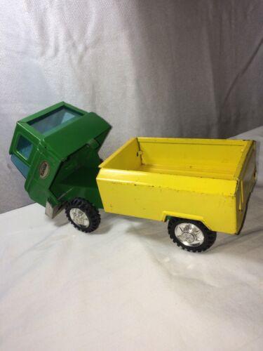 Tin Toy Truck Vintage Original Old