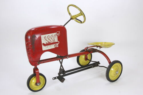 Pedal Tractor Replacement Parts : Vintage toys collection on ebay