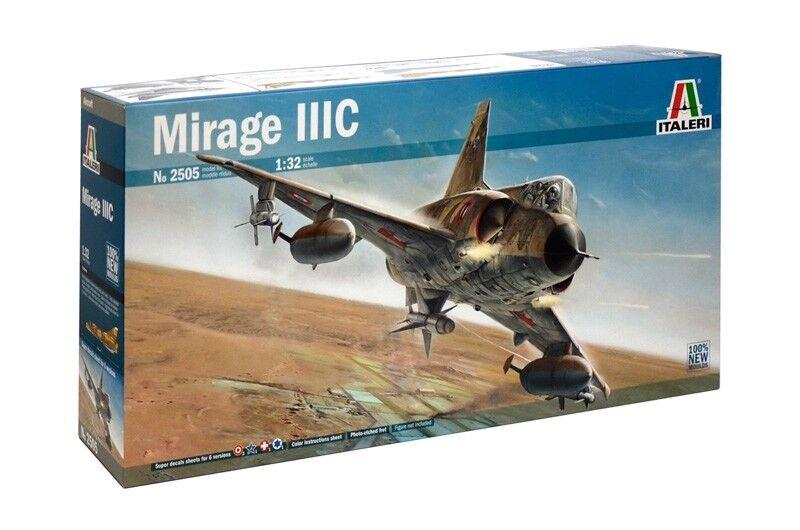Italeri 1 32 Mirage IIIC