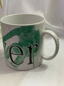 Coffee Mug 1994 Details City Collector Starbucks Denver Skier About Jumbo Size Cup Series SVjLqMpUGz