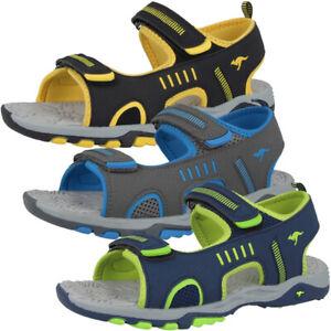 Actif Kangaroos K-logan Chaussures Pour Enfants Sandales Kids Loisirs Outdoor Sandales 18338-afficher Le Titre D'origine