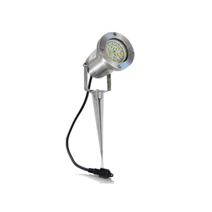 Easy Connect LED-Strahler  65170  Aluminium, gebürstet 4 4 4 W, IP 67, warmweiß | Zahlreiche In Vielfalt  | Attraktive Mode  | Moderater Preis  ae1604