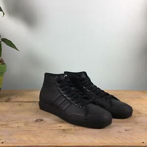 Adidas Matchcourt HI RX Trainers Black