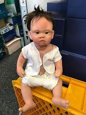 Linda Murray Vinyl Puppe 43 cm. Top Zustand