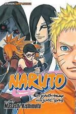 The Naruto: The Seventh Hokage and the Scarlet Spring by Masashi Kishimoto