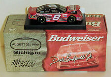 Dale Earnhardt Jr. #8 Budweiser / Michigan 1999 1/64 Action Platinum Series Mont