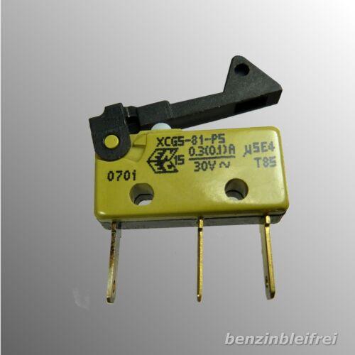 Micro-Interrupteur microschalter xcg5-81-p5 saeco engrenages Brühgruppe disti récipient