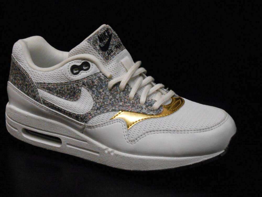 5ea7dbbf8496e Nike Air Max 1 Femmes formateur taille en cours d exécution chaussure taille  formateur 3.5 Chaussures de sport pour hommes et femmes c5039f