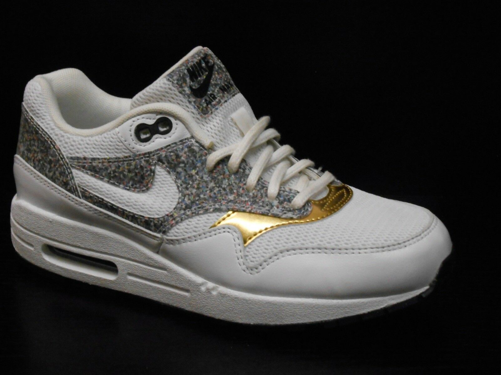 Nike Air Max 1 Womens formateur en cours d'exécution chaussure taille 3.5