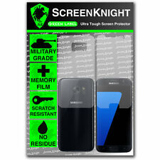 ScreenKnight Samsung Galaxy S7 FULL BODY SCREEN PROTECTOR invisible shield