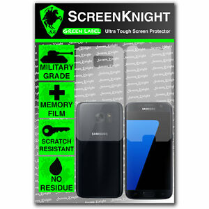 invisibleshield samsung galaxy s7 hd full body screen protector loss here, sure
