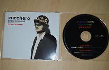 Zucchero - Puro amore. CD-Single promo (CP1708)