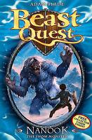 Nanook the Snow Monster (Beast Quest), Adam Blade