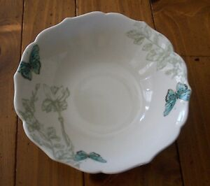 222-Fifth-Ananda-Set-of-2-Serving-Bowls-Butterfies-NWT