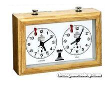 Wood Aradora Analog Chess Clock