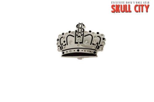 Schuh-Clip Schnürsenkel Krone Rockabilly Glamour SNEAXX TATTOO CROWN SHOECLIP