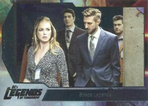 Dc Legends Of Tomorrow Foil Base Card #71 Reversing The Past Trading Card Singles