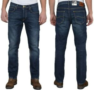 Lee-Herren-Jeans-Hose-Daren-Epic-Blue-W28-W38