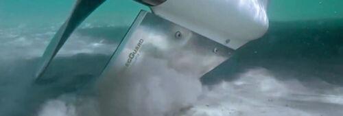 Mercury75-90-115 Mariner135-150-175-200 SkegGuard 27061 LowerUnit Skeg Protector