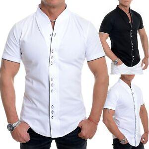 camisa sin cuello hombre Tu Quieres