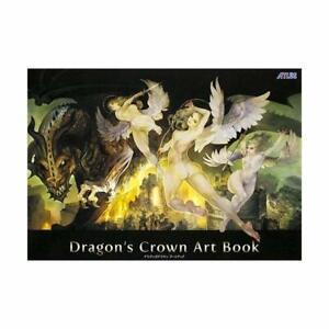 Dragon-039-s-Crown-Art-book-design-works-visual-book