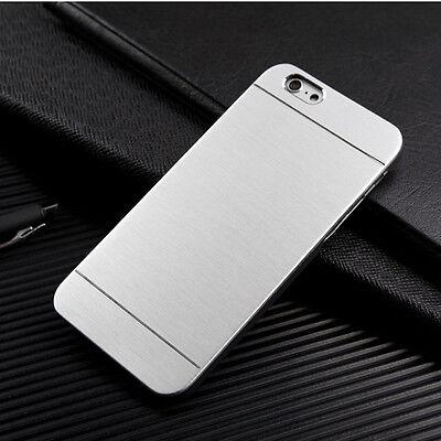 Brushed Aluminium Case Cover Profile Design For iPhone 6 6S & 6 Plus 6S Plus