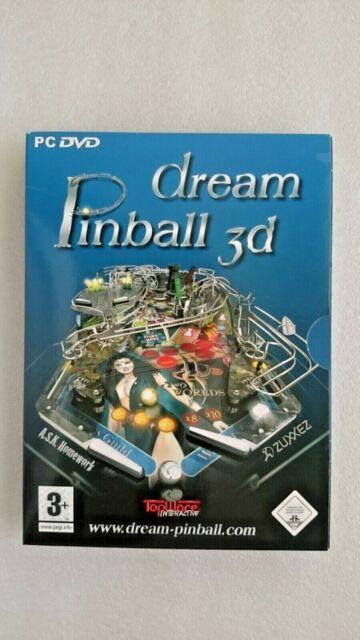 Dream FLIPPER 3D (PC: Windows/Mac, 2008)