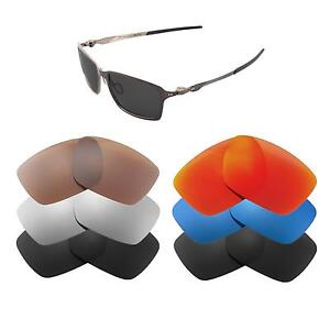 b0070a4f979 Image is loading Walleva-Replacement-Lenses-for-Oakley-Tincan-Sunglasses- Multiple-