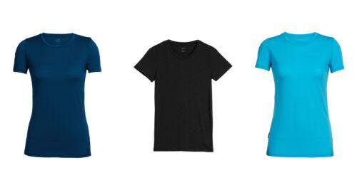 150 Icebreaker Sleeve Damen Crewe G Tech Lite Damenshirt m² Short rZZwqFYp
