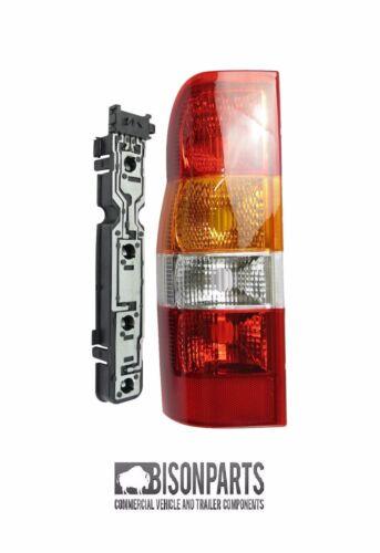 *REAR LAMP LIGHT /& HOLDER LEFT SIDE FORD TRANSIT PANEL VAN mk6 00-2006 TRA004KIT