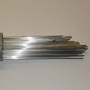 """2 lbs 3/32"""" 5356 Aluminum Tig Welding Filler Rod - 36"""" length"""